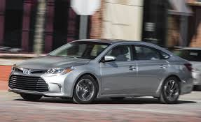 toyota motor car 2016 toyota avalon hybrid test u2013 review u2013 car and driver