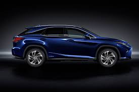 lexus harrier new model lexus rx the fourth generation lands at 2015 new york auto show