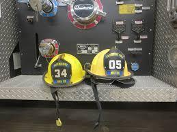 fire dex celebrates future firefighter mattie on world down