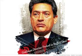 Rajat Gupta Found Guilty on Four Counts