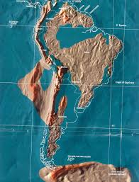 South America River Map by The Shocking Doomsday Maps Of The World And The Billionaire Escape