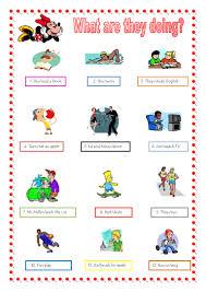 present progressive worksheets worksheets reviewrevitol free