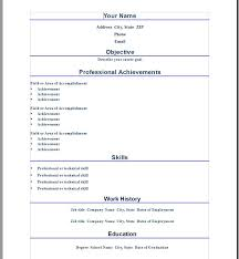format resume download teacher resume templates sample example       download resumes in word