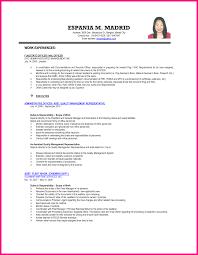 OJT Application Sample