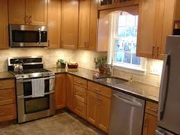 Kitchen Design Photos For Small Spaces L Shaped Kitchen For Small Space Architecture Home Design Home