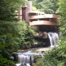 falling water frank lloyd wright house fayette county