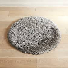 Pottery Barn Bosworth Rug by Grand Silver 6 U0027 Round Shag Rug Products Pinterest Round Shag