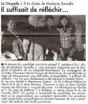 Infos la Chapelle, les news de La Chapelle Montligeon