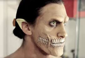 Halloween Makeup Application by Attack On Titan Diy Eren Jaeger Makeup Effects For Halloween