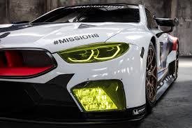 bmw racer previews m8