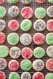 chewy sugar cookie recipe popsugar food