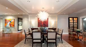 contemporary dining room chandelier amusing design amazing