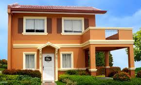 camella homes drina model house home box ideas