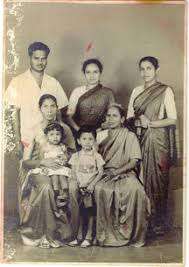 Little India   Indians in Malaysia  An Alienated Community Sarala Sukumaran as a child  left  in her mother     s lap  her father standing behind her mother   quot