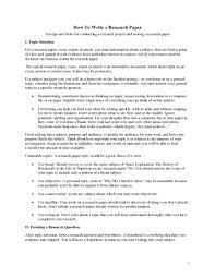 Term paper methodology example