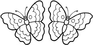 printable butterflies coloring pages coloring page for kids kids