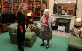 Home Of Queen Elizabeth All The Comforts Of One U0027s Home Rare Glimpse Of Queen U0027s Life At