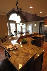 kitchen room design spectacular maple kitchen island breakfast