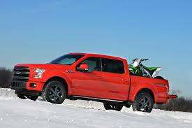 2015 Ford Fx4 Ford Details Small Fuel Saving Engine For Big F 150 Lineup