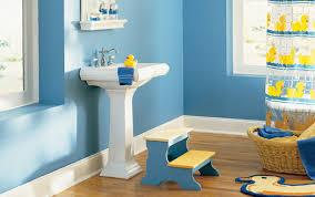 Small Blue Bathroom Ideas Blue Bathroom Ideas Waplag Sweety Kids With Wall Paint Color And