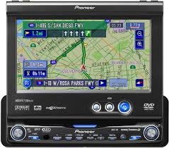 pioneer avic n3 in dash dvd receiver with navigation and 6 5