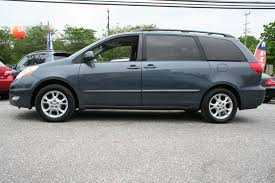 2006 toyota sienna xle car finders of maryland used cars