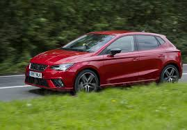 seat ibiza hatchback review parkers