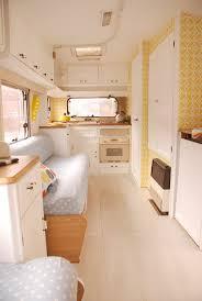 Pop Up Camper Interior Ideas by Best 25 Caravan Makeover Ideas On Pinterest Trailer Remodel