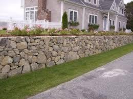 Best Landscape Retaining Walls Images On Pinterest - Landscape wall design