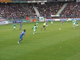 Saint-Etienne Caen vidéo but (2-0)