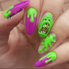59 exciting halloween nail art ideas to complement your spooky