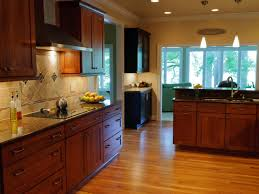 Restaining Kitchen Cabinets Refinishing Kitchen Cabinet Ideas Pictures U0026 Tips From Hgtv Hgtv