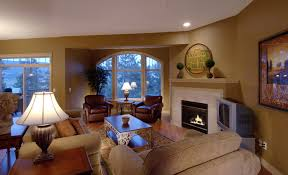 living room oak flooring ideas wall frame decoration carpet