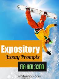 topics of expository essays Pinterest