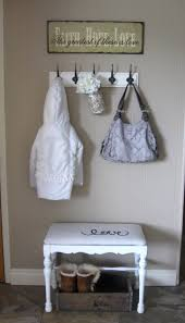 White Entryway Table by Best 25 Small Entryway Bench Ideas On Pinterest Small Entryways