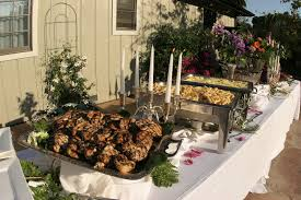 Wedding Backyard Reception Ideas by Barbecue Wedding Reception Ideas Services For Kosher Vegan