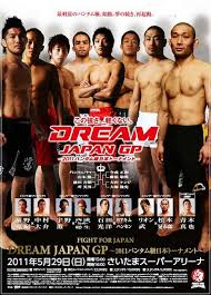 DREAM – Fight For Japan (Videos)
