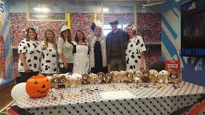 johnson city press spooky trail at niswonger children u0027s hospital