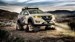 nissan rogue us news the nissan rogue trail warrior project is equipped with tank