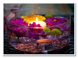 Purple Floating Candles For Centerpieces by Wedding Centerpieces With Candles The Wedding Specialiststhe