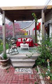 backyard decks and patios ideas 50 best deck images on pinterest outdoor spaces covered deck