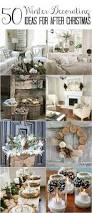 Christmas Home Decorations Pictures Best 25 Winter Home Decor Ideas On Pinterest Christmas House