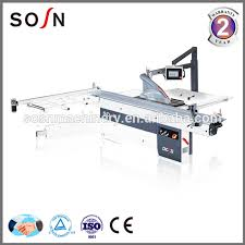 woodworking machinery germany design sliding table saw with ce