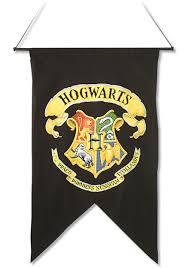 printable halloween banner harry potter hogwarts banner
