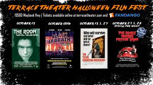 terrace theater hosts halloween film fest starting this fri oct