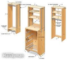 How To Make Closet Shelves by Storage How To Triple Your Closet Storage Space Closet Storage