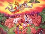 Wallpapers Backgrounds - Wallpapers Radhe Krishna Hindu Gods 1024x768