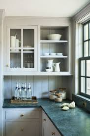 Glass Shelves Kitchen Cabinets Best 25 Glass Shelves Ideas On Pinterest Floating Glass Shelves