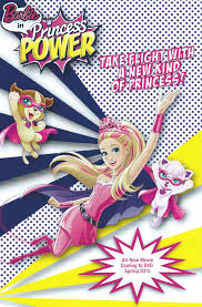Barbie Súper Princesa