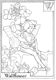 coloring activity kids pages fairy coloring pages mandala
